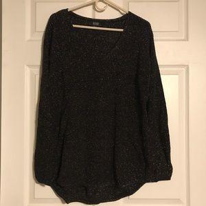 a.n.a. Sparkle Sweater